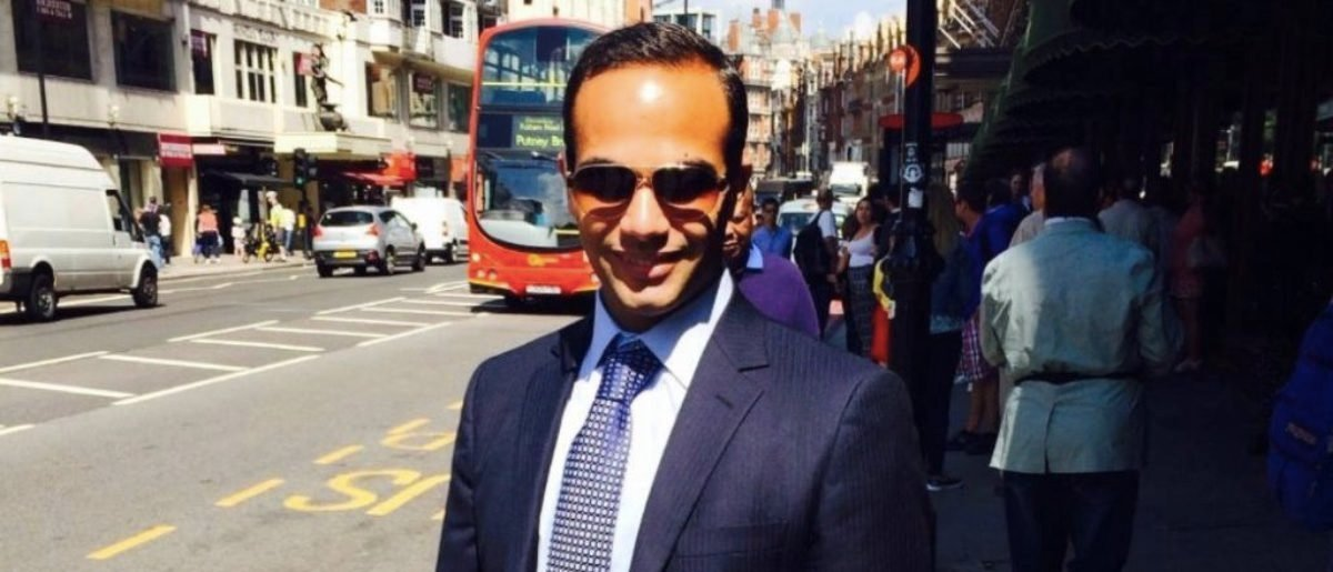 Former Trump campaign adviser George Papadopoulos. (LinkedIn)   Papadopoulos Met WIthCambridge Prof In London