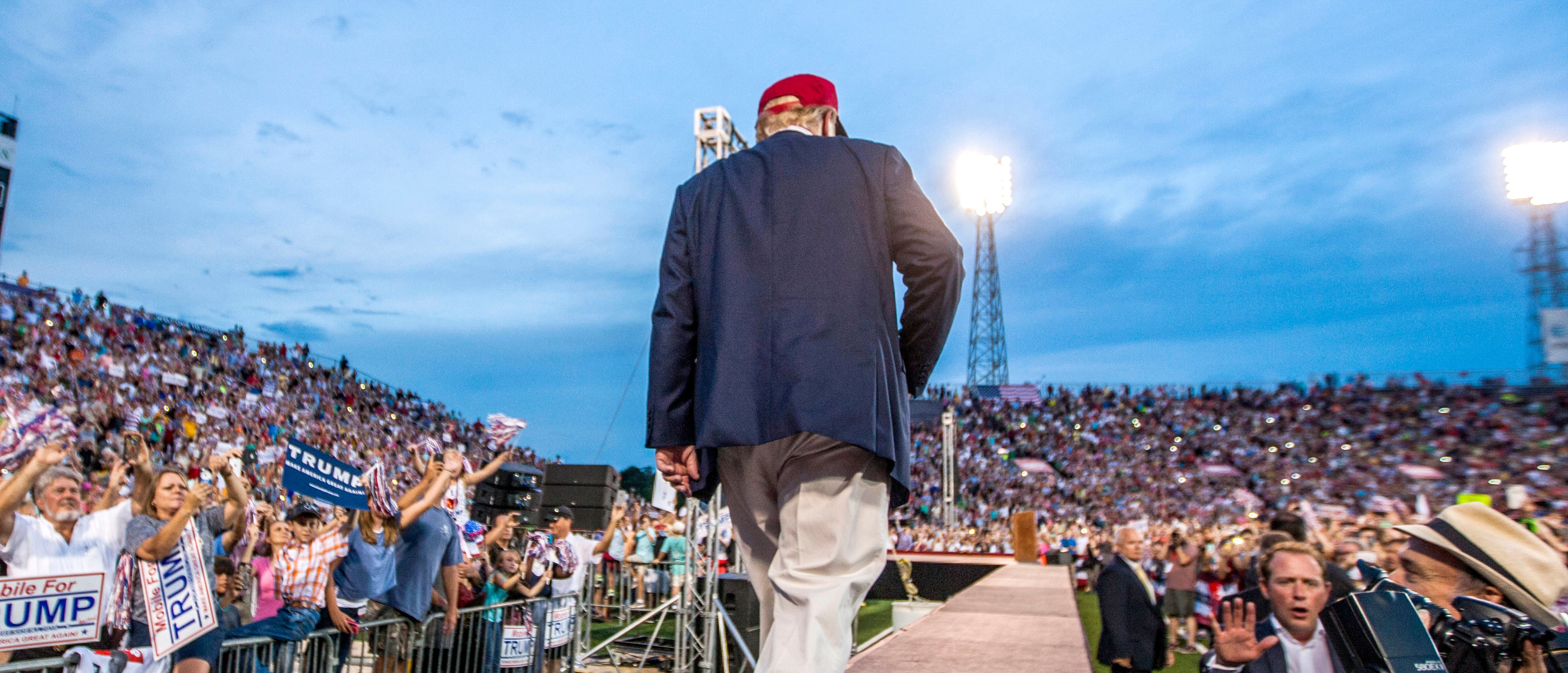 Trump, Bush, War | Baaz