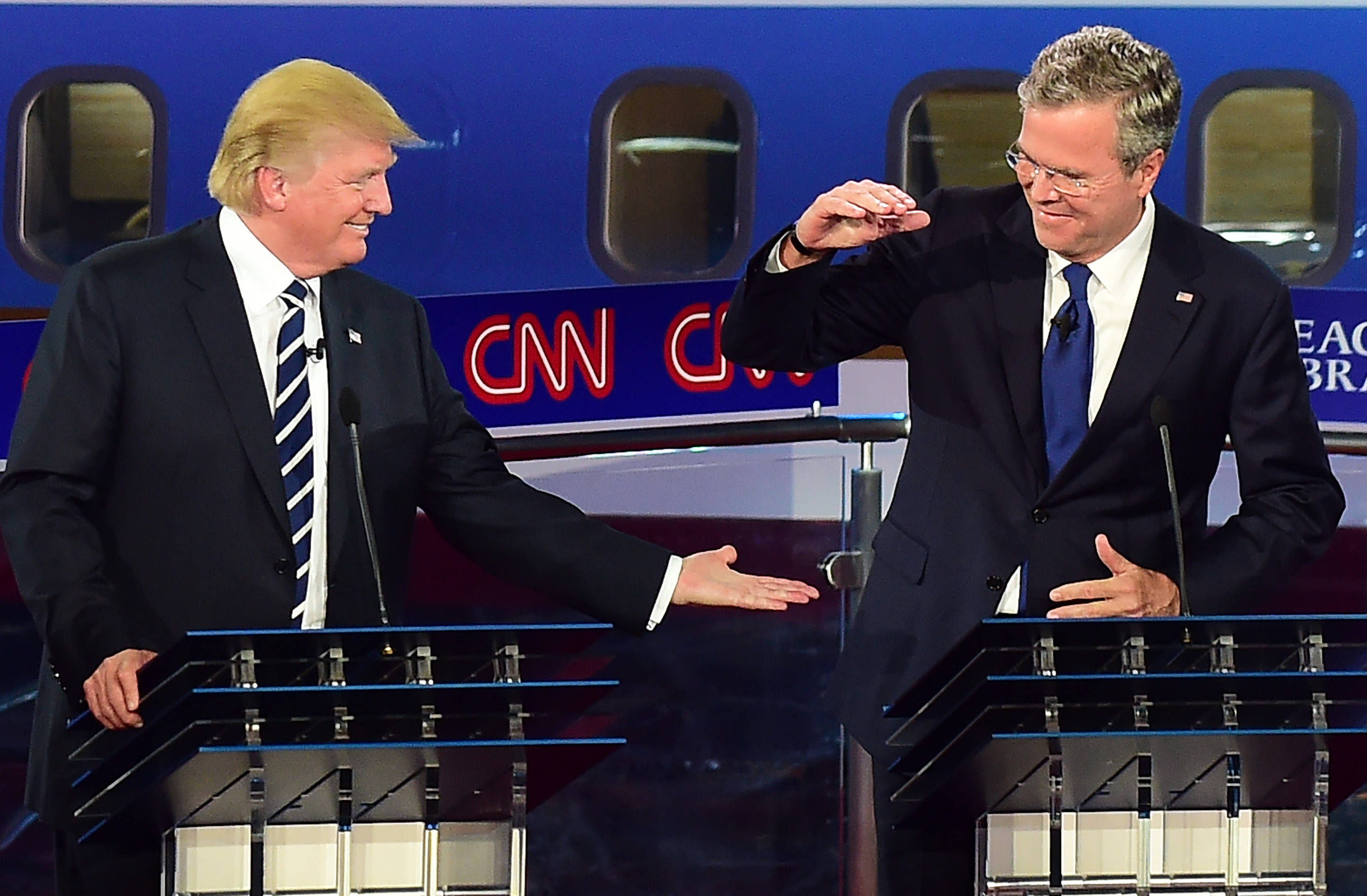 Jeb Bush: We Need 2020 GOP Challenger