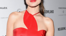 """Olivia Wilde attends the """"Meadowland"""" premiere. (Photo: Nicholas Hunt/Getty Images)"""