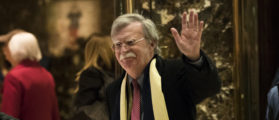 Bolton Will Reportedly 'Clean House' At National Security Council