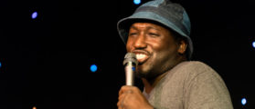 Hanibal Buress Austin March 17th 2016 ShutterStock - By stock_photo_world | Black Comic Told He Can't Joke About Race