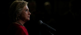 Daily Caller: Hillary Clinton Is Back On The Speak