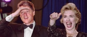 'One-Way Open Marriage' — Hillary's Former Chief Strategist Tells All About Bill And Hillary's Marriage