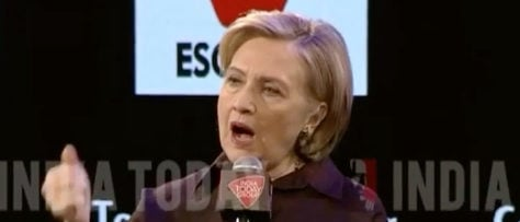 'You Didn't Like Black People Getting Rights...' - Hillary's Explanation For Why Trump Won Is NUTS