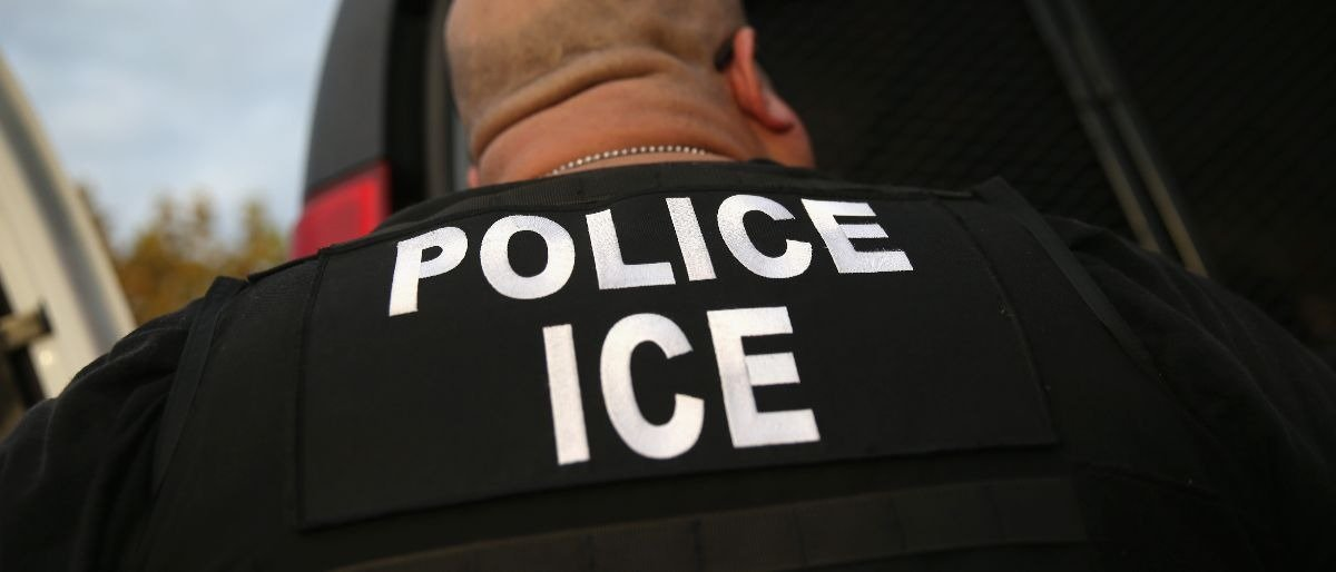 ICE immigration Getty Images/John Moore