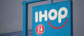 Take 90 Seconds Out Of Your Day To Watch This Electric Brawl At An IHOP