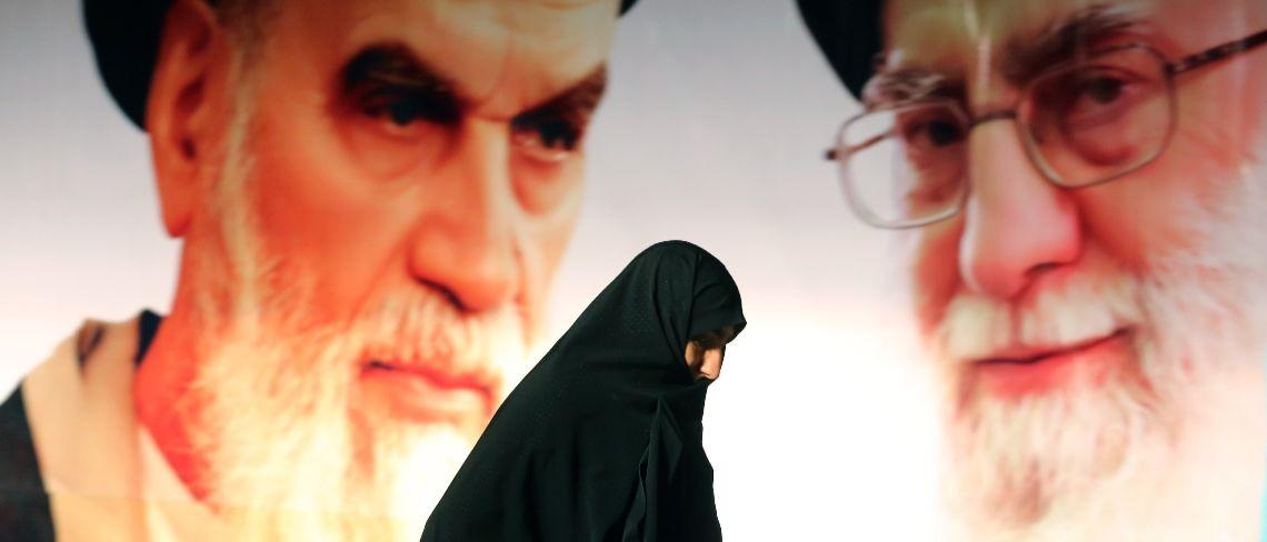 Iran supreme leaders Getty Images/Atta Kenare