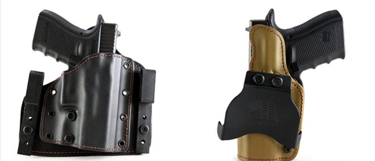 JM4 Tactical RELIC Holsters (Credit: JM4 Tactical)