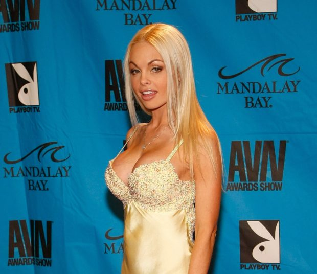 LAS VEGAS - JANUARY 10: Adult film actress Jesse Jane arrives at the 26th annual Adult Video News Awards Show at the Mandalay Bay Events Center January 10, 2009 in Las Vegas, Nevada. (Photo by Ethan Miller/Getty Images)