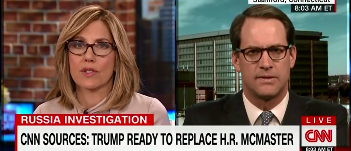 Jim Himes And His Hipster Glasses Think Obama Shares The Blame For Russia - CNN New Day 3-16-18 | Jim Himes Blames Obama For Russia
