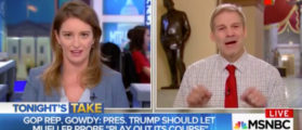 'I Want To Keep You Focused On The Facts' — Jim Jordan Slams Katy Tur In Fiery Interview