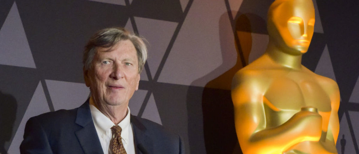 BEVERLY HILLS, CA - MARCH 02: Academy President John Bailey speaks onstage portrait at The Oscars Foreign Language Film Award Directors Reception at the Academy of Motion Picture Arts and Sciences on March 2, 2018 in Beverly Hills, California. (Photo by Rodin Eckenroth/Getty Images)