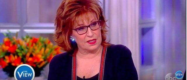 "Joy Behar on ""The View"" (Photo: YouTube Screenshot)"
