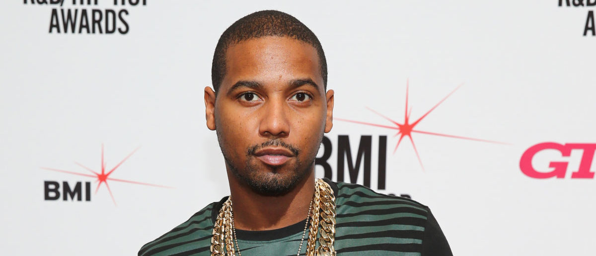 Juelz Santana attends the 2013 BMI R&B/Hip-Hop Awards at Hammerstein Ballroom on August 22, 2013 in New York City. (Photo by Neilson Barnard/Getty Images for BMI)