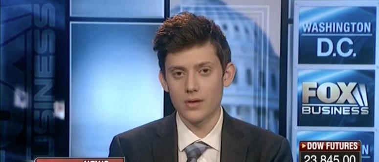 Kashuv Fox Business screenshot