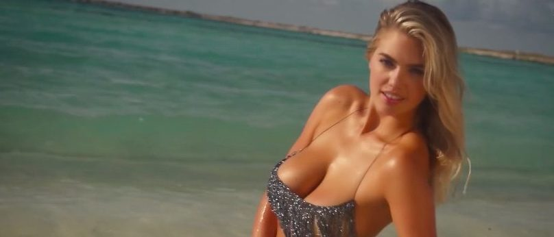 Kate Upton SI Swimsuit (Photo: YouTube Screenshot)