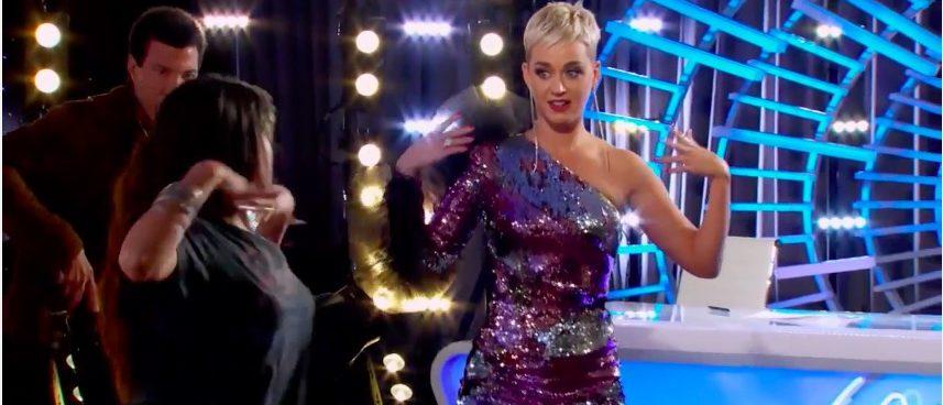 Katy Perry American Idol (Photo: YouTube Screenshot)