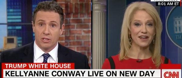 Kellyanne Conway Cuomo CNN screenshot