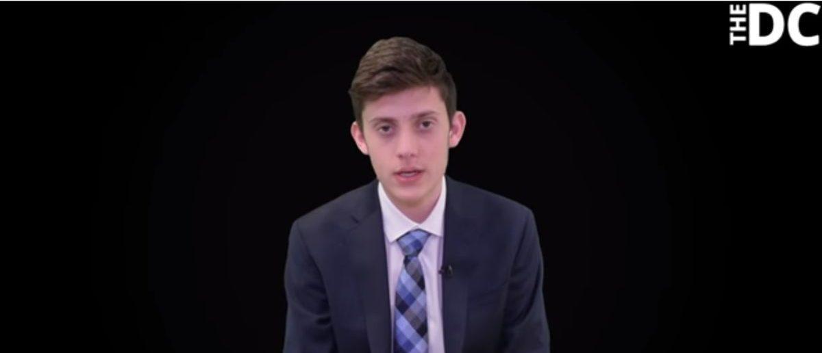Parkland survivor Kyle Kashuv.