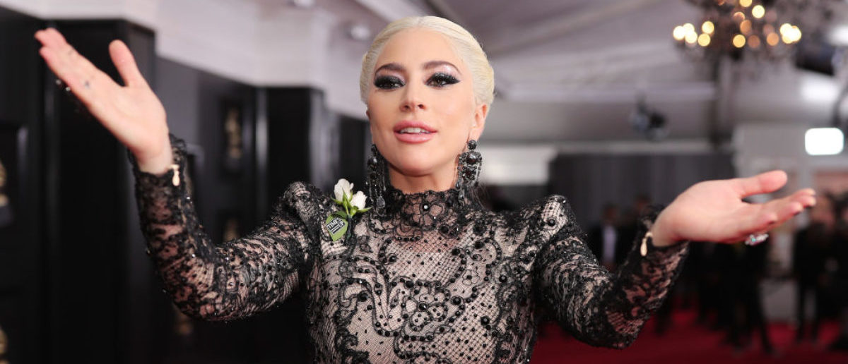NEW YORK, NY - JANUARY 28: Recording artist Lady Gaga attends the 60th Annual GRAMMY Awards at Madison Square Garden on January 28, 2018 in New York City. (Photo by Christopher Polk/Getty Images for NARAS)