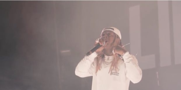 Lil Wayne (Credit: Screenshot/TMZ Video)