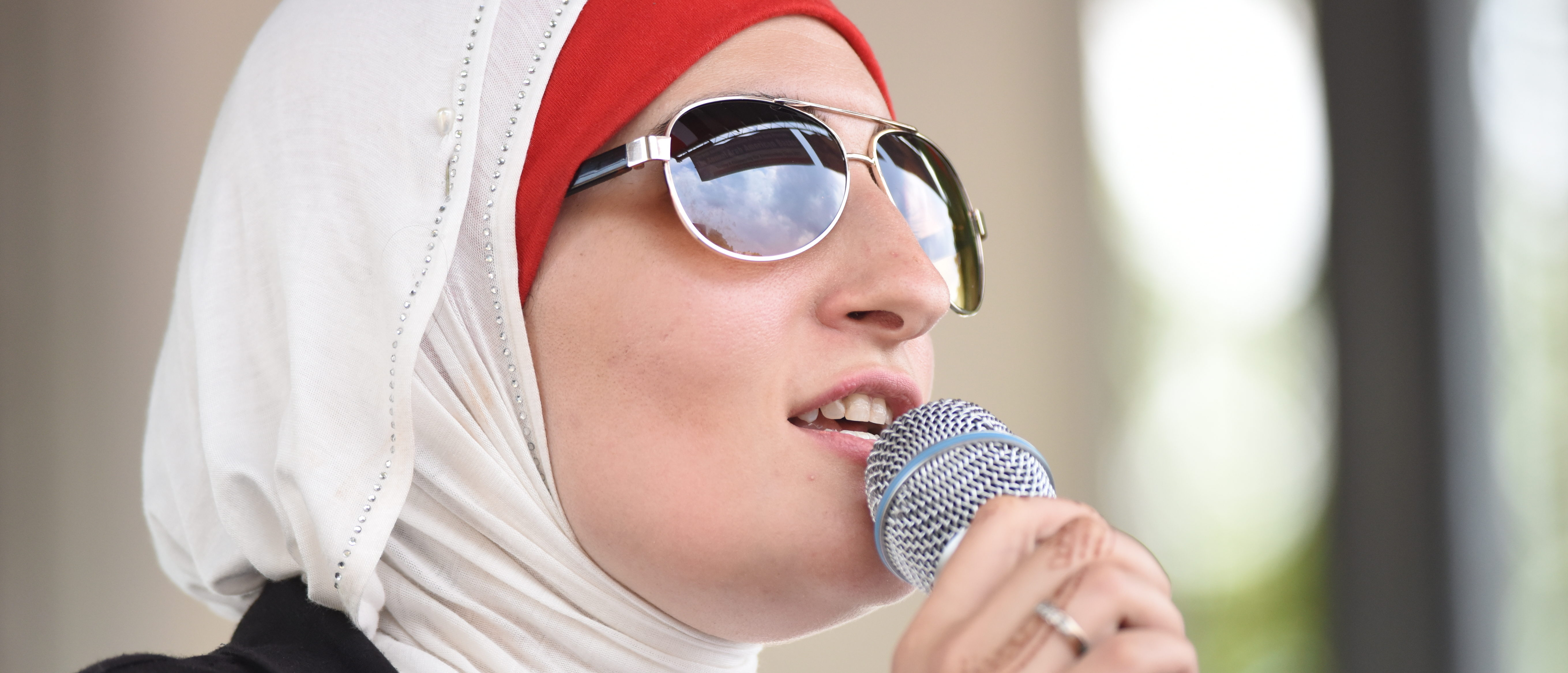 Linda Sarsour Falls For Parody Congressman Twitter Account