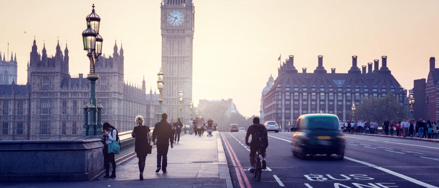 London, Westminster Bridge (Shutterstock/ESB Professional)