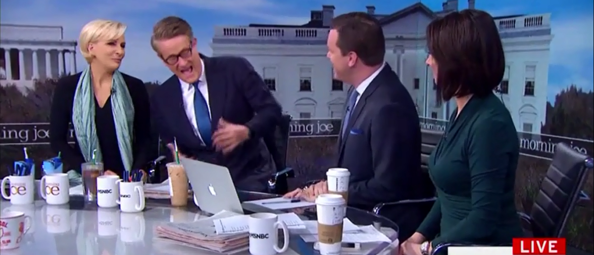 MSNBC's Joe Scarborough Bashes 'Shape Of Water' For Fish Sex - Morning Joe 3-14-18