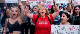 March for Our Lives Getty Images/Ross Taylor