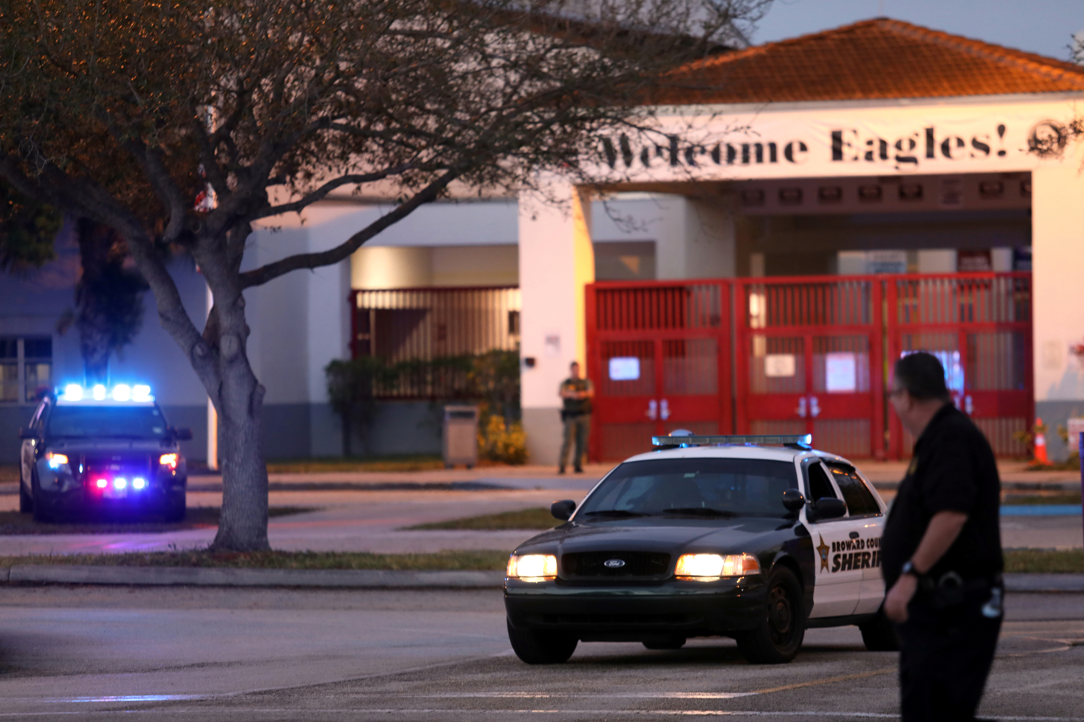 Officers Who Rushed to Parkland Shooting Were Punished