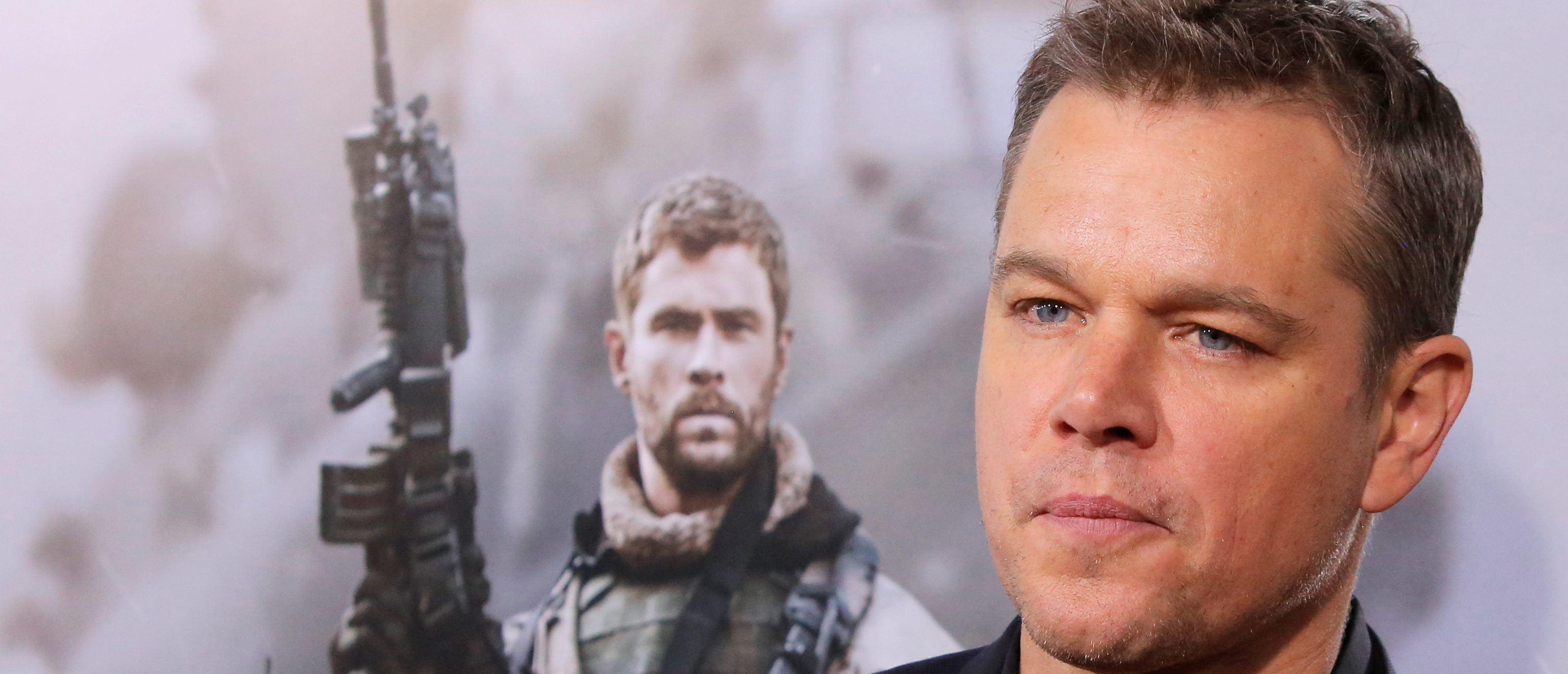 Matt Damon Denies He S Leaving The Country Because Of