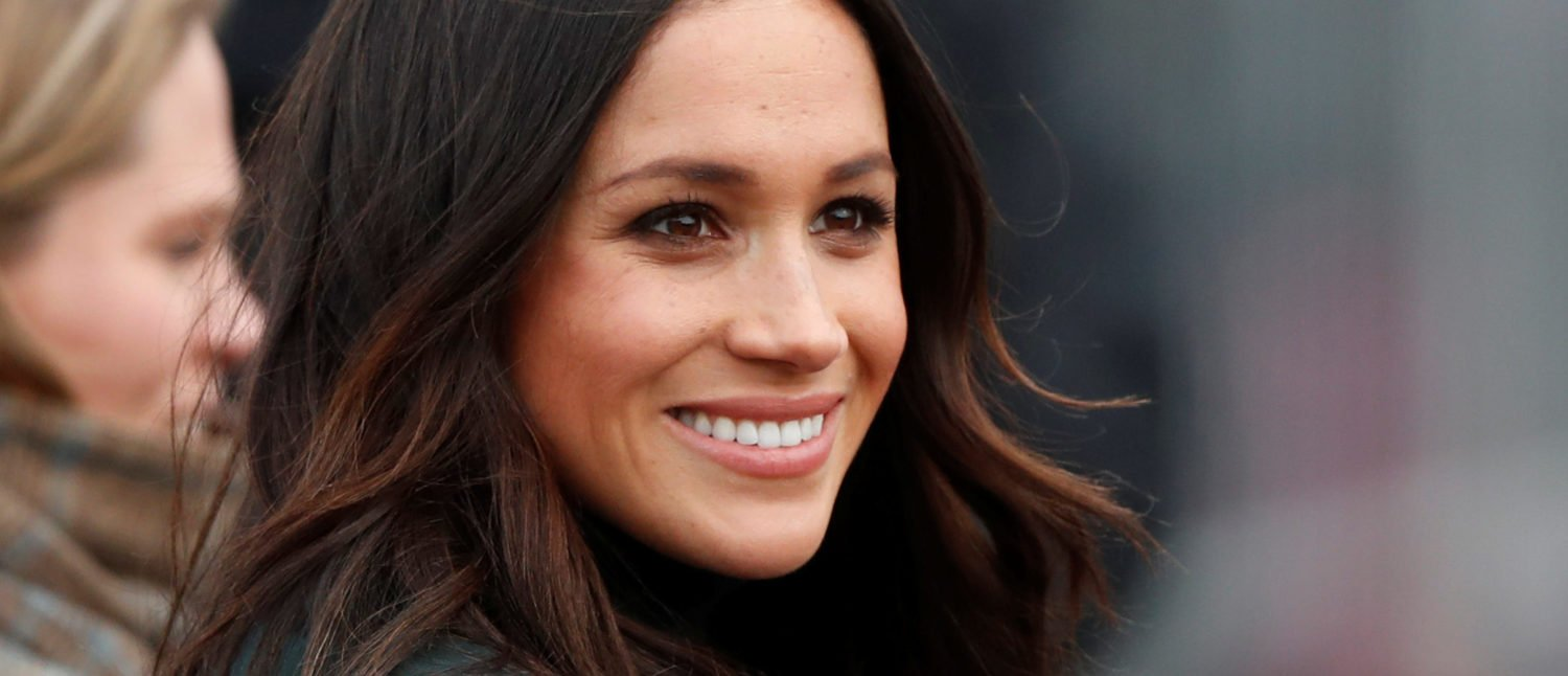 Meghan Markle, fiancee of Britain's Prince Harry, arrives for a visit to Edinburgh, Scotland February 13, 2018. REUTERS/Russell Cheyne