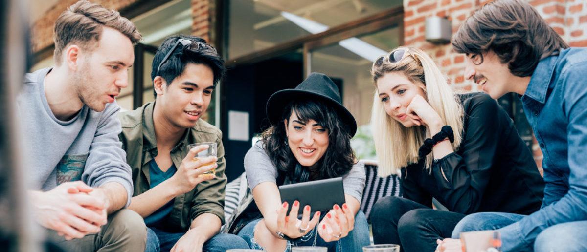 Millennials (Credit: Shutterstock)