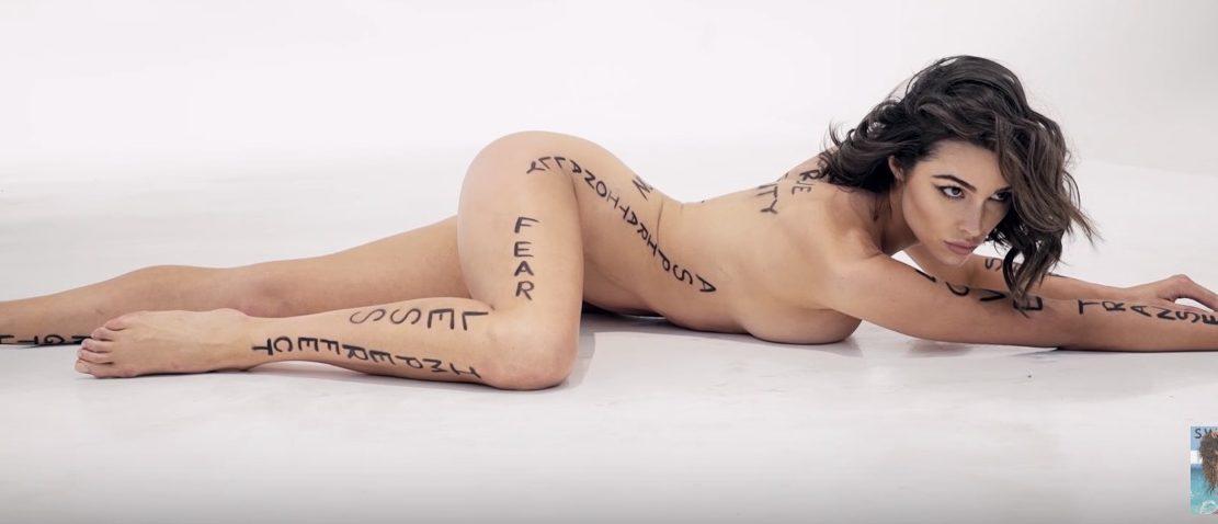 Naked fashion tube