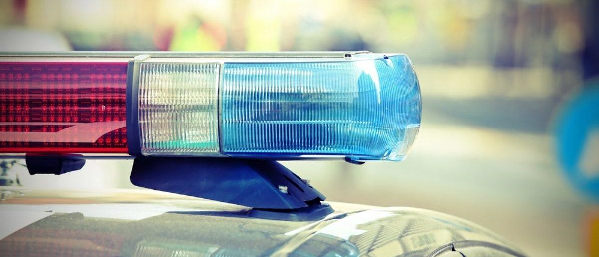 Police Lights (Credit: Shutterstock)