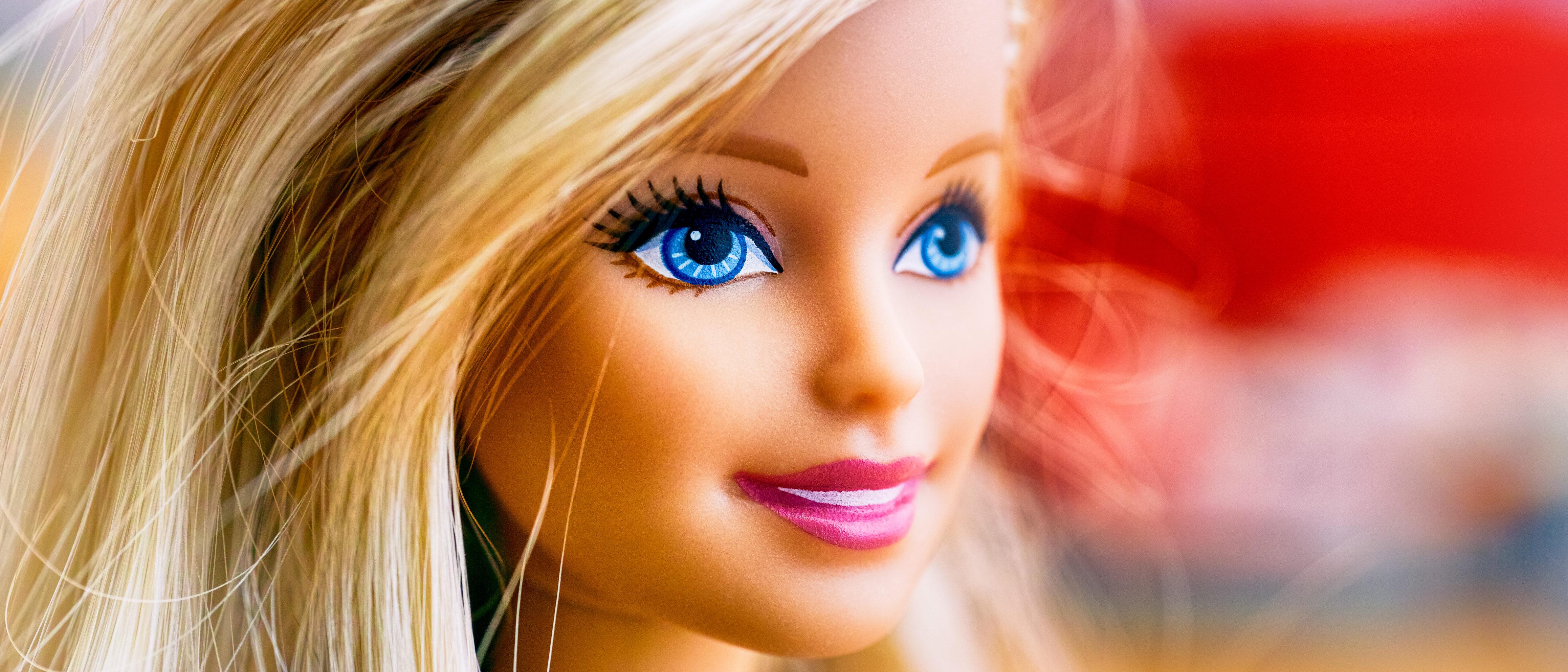 Portrait of Barbie doll with blond hair. (Shutterstock/Ekaterina Minaeva)