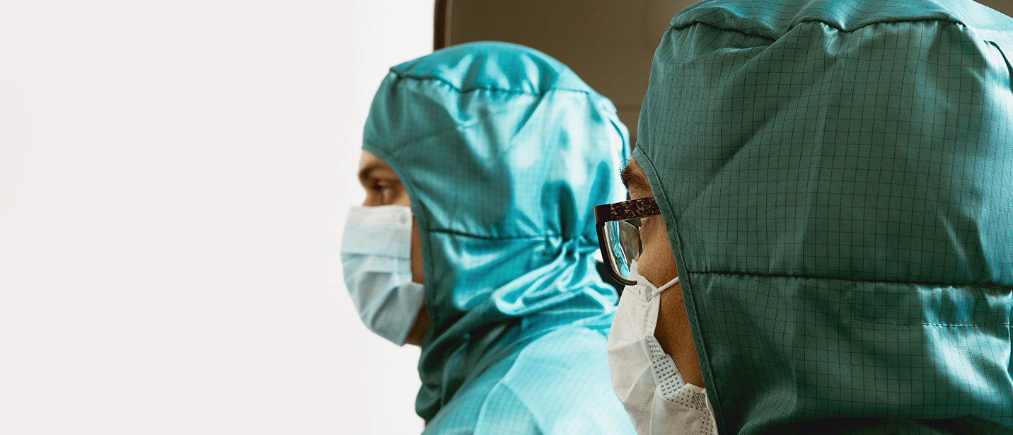 Russian Defector In Critical Condition | Protective suit | Dmitry Molchanov/Shutterstock