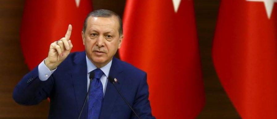 Turkish president Recep Tayyip Erdogan. (REUTERS)