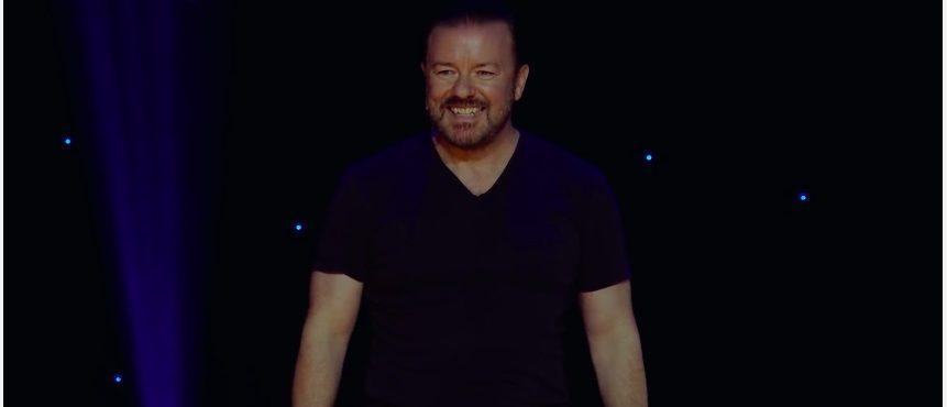 Ricky Gervais (Photo: YouTube Screenshot/Netflix)