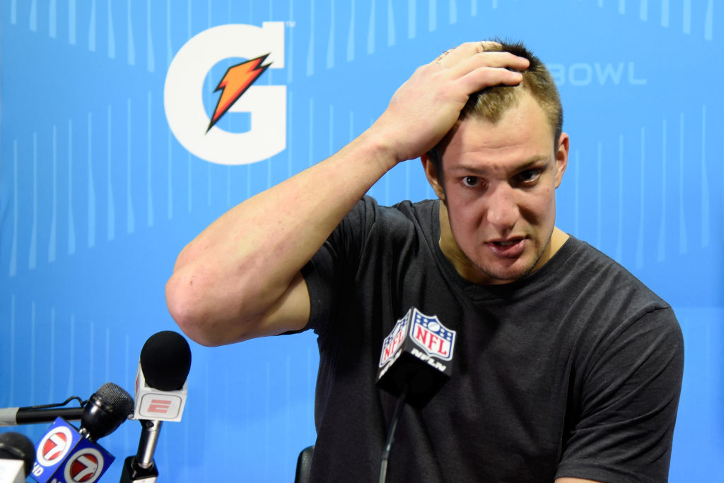 NFL GM on Rob Gronkowski: Don't discount the Rams