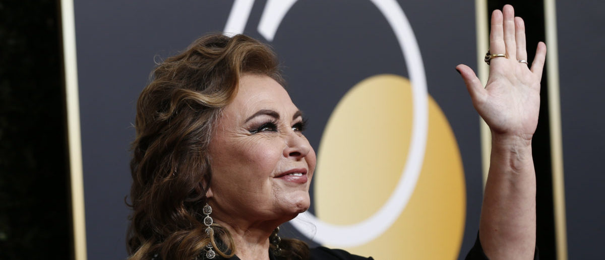 75th Golden Globe Awards – Arrivals – Beverly Hills, California, U.S., 07/01/2018 – Actress Roseanne Barr. REUTERS/Mario Anzuoni