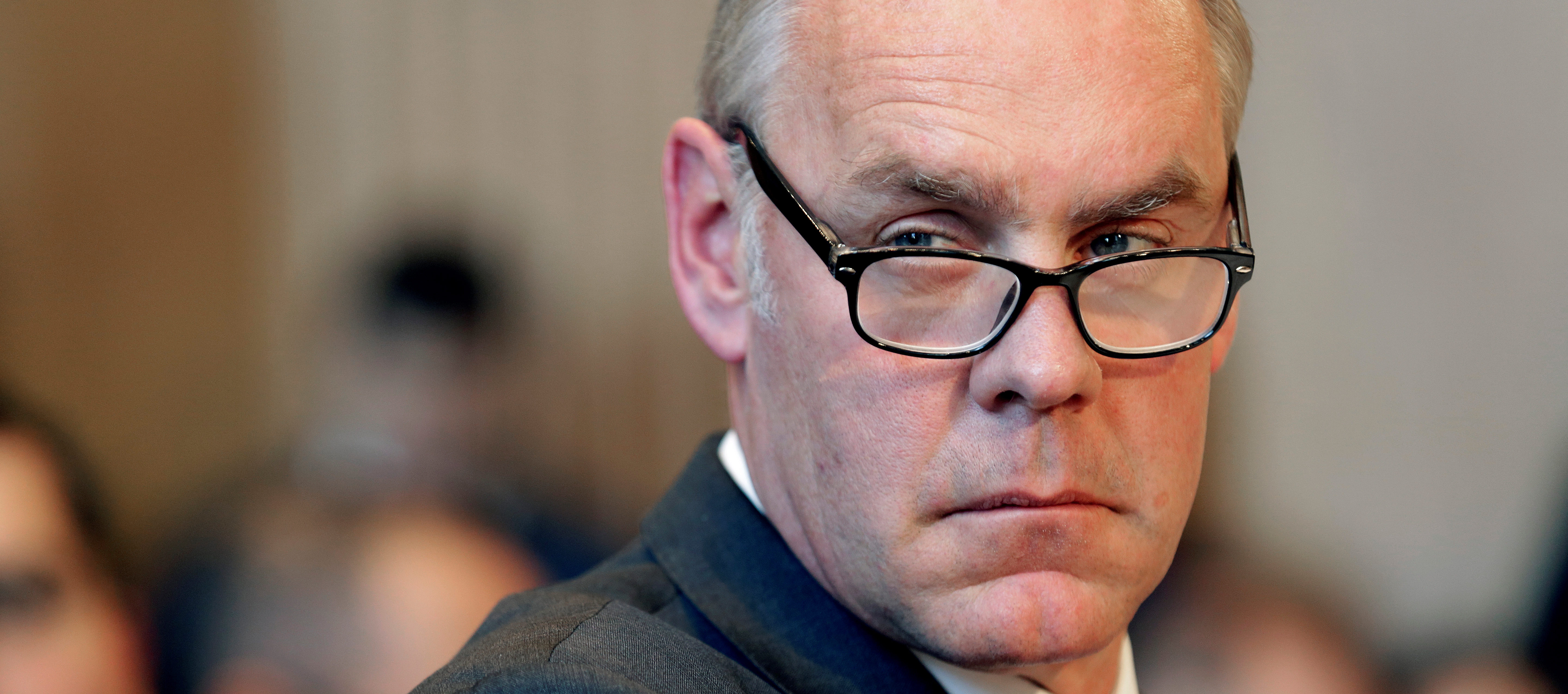 Zinke Takes Heat For Wanting 39 Excellence The Daily Caller