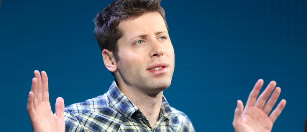 Sam Altman, President of Y Combinator, speaks at the Wall Street Journal Digital Conference in Laguna Beach, California, U.S., October 18, 2017. REUTERS/Lucy Nicholson