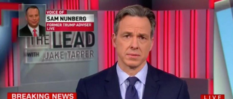 Sam Nunberg Jake Tapper CNN screenshot