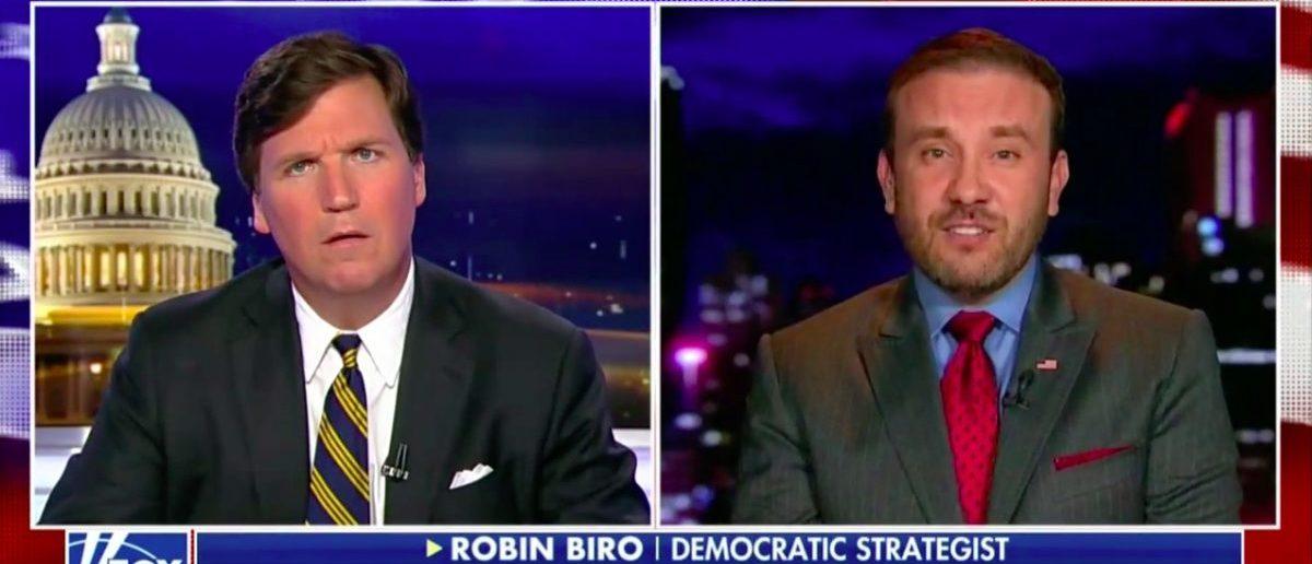 Screen Shot Robin Biro (Fox News: March 2, 2018)
