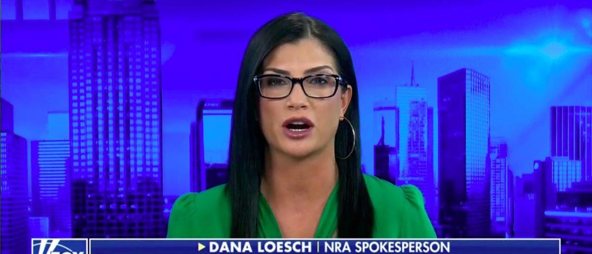 Screen Shot Dana Loesch (Fox News: March 15, 2018)