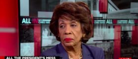 Maxine Waters: Trump 'Doesn't Deserve' To Be President