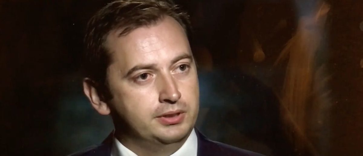The founder of the opposition research firm behind the Steele dossier tipped a major news network off to Sergei Millian. (YouTube screen capture/ABC News)
