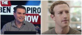 Ben Shapiro Destroys Zuckerberg With Just One Tweet